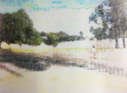 Lucinda Luvaas, 'Summer Light', 2018, Walter Wickiser Gallery