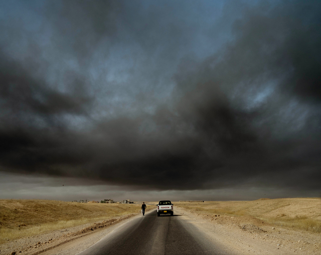, 'The Road to Mosul. November 2016,' , Anima Mundi