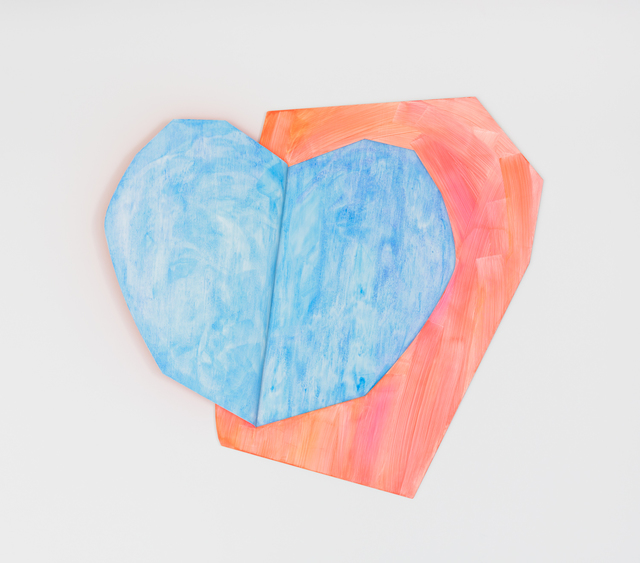 Wonwoo Lee, 'Light heart (blue)', 2017, PKM Gallery