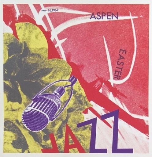 , 'Aspen Jazz Festival,' 1967, GALLERY SHCHUKIN