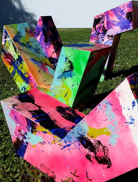 , 'GLOW installation,' 2017, Galerie Olivier Waltman | Waltman Ortega Fine Art