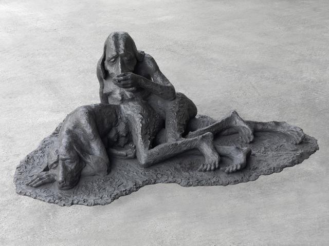 , 'Liebespaar,' 2011, carlier | gebauer