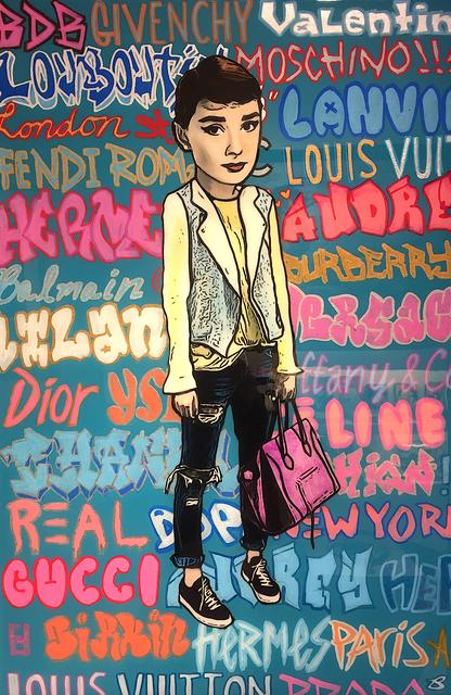 , 'Audrey,' 2016, Mouche Gallery