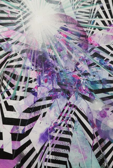 , 'Op-Flare Study 03,' 2015, Mirus Gallery
