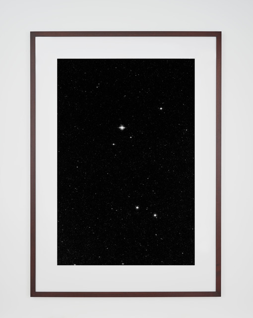 Thomas Ruff, 'STE 1.49 (08h 52m / -60°)', 1992, David Zwirner