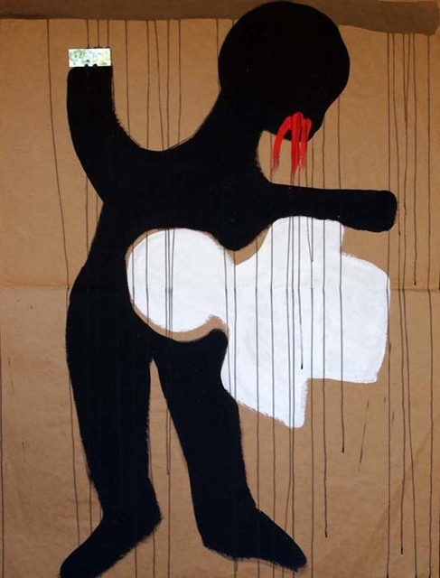 , 'The Pain,' 1987, Aanant & Zoo
