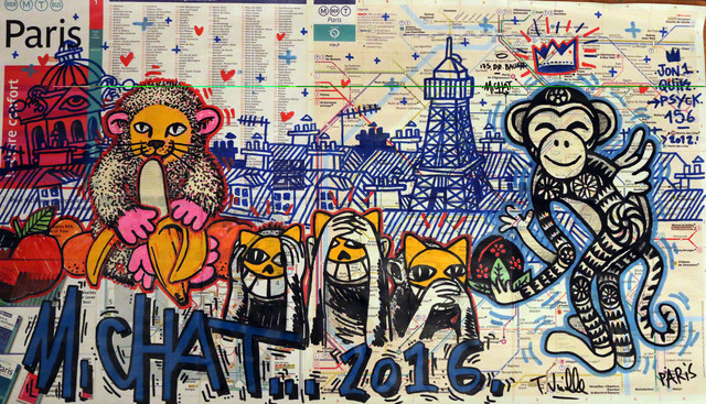 , 'Carte 3,' 2016, Art Supermarket