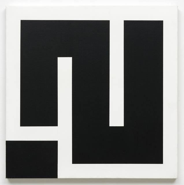 , 'Sans titre (AP XI/2),' 2002, Galerija Gregor Podnar