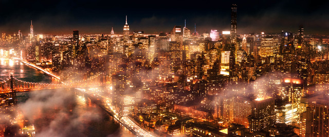 David Drebin, 'Electric City', 2016, CAMERA WORK
