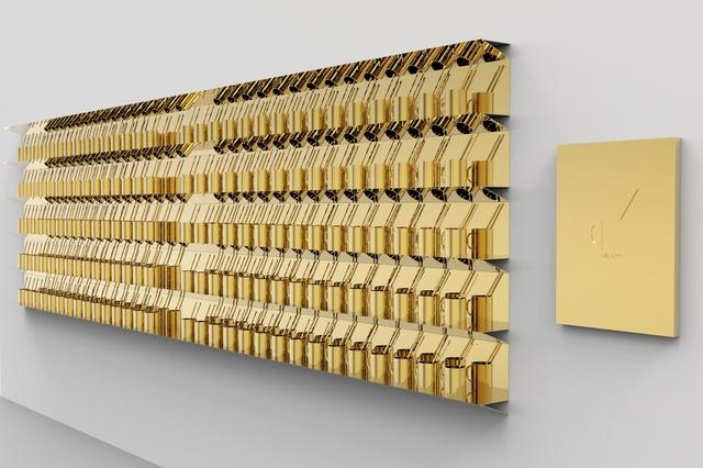 , 'Devouring Time - Dinnerware-F,' 2017, Galerie Krinzinger