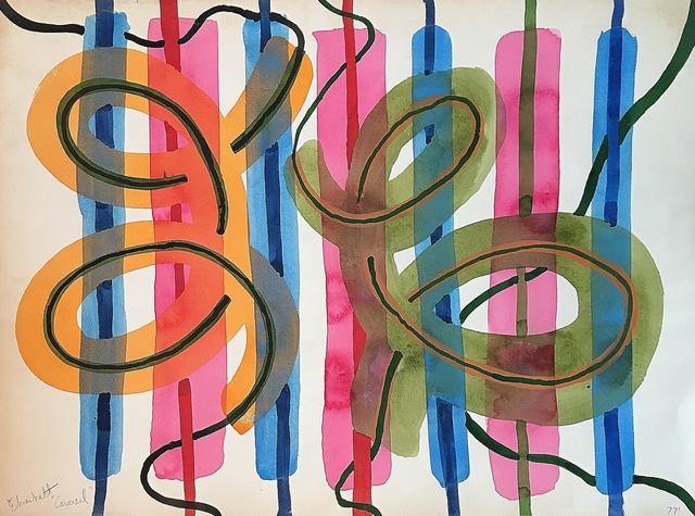 , 'Carousel,' 1977, Lawrence Fine Art