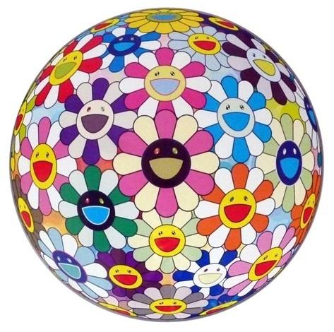 , 'Flower Ball Cosmos,' 2011, Rosenfeld Gallery LLC