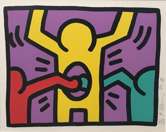 Keith Haring, 'Pop Shop 1', 1987, Rhodes