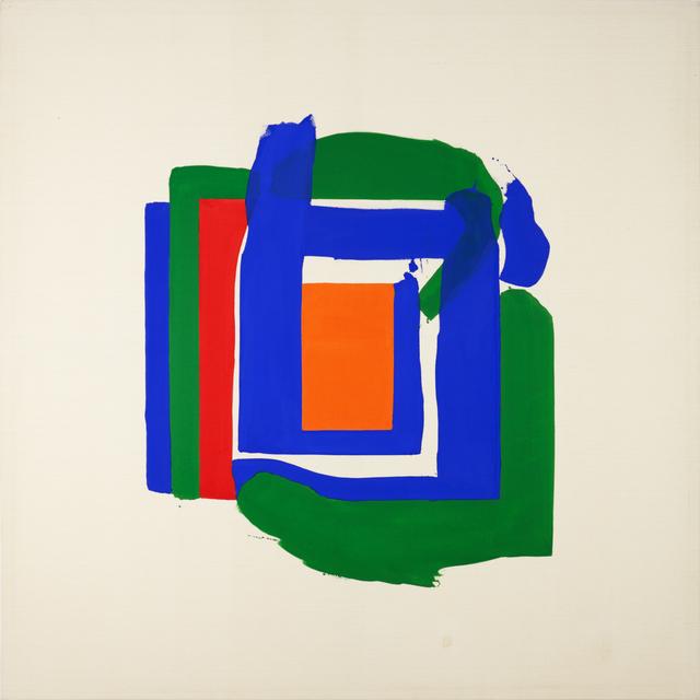 , 'Salute ,' 1964, Bernard Jacobson Gallery