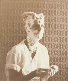 , 'Duchamp Man Ray Portrait,' 1966, Galerie Hans Mayer