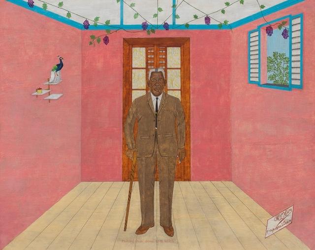 , 'Philomé Obin dans son salon ,' 1970-1975, ZQ Art Gallery