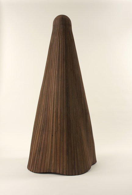 Cris Bruch, 'BLIND', 2010, Sculpture, Recycled wood, Greg Kucera Gallery