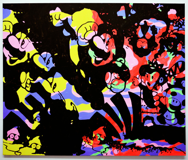 , 'Mario Camo,' 2017, Castor Gallery