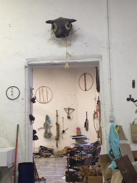 , 'Viallat Atelier, Nimes,' , Rafael Pérez Hernando Arte Contemporáneo