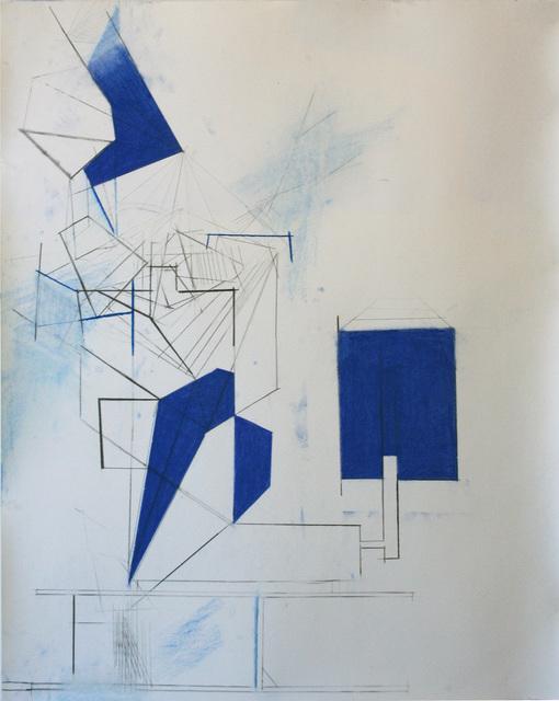 Lorraine Tady, '(OVS-1B) Octagon Vibration Series, Resonator Levels', 2014, Barry Whistler Gallery