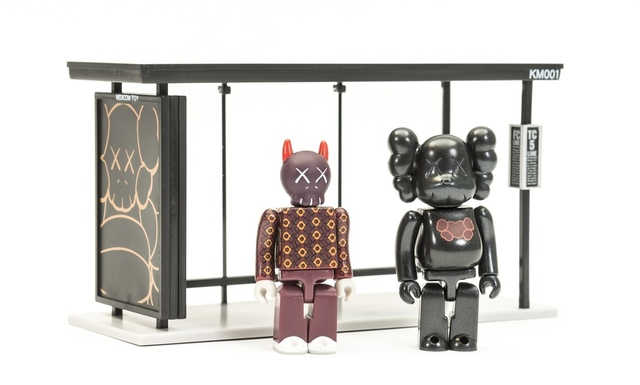 KAWS, 'Kubrick Bus Stop (Volumes 1 & 2)', 2002, Forum Auctions