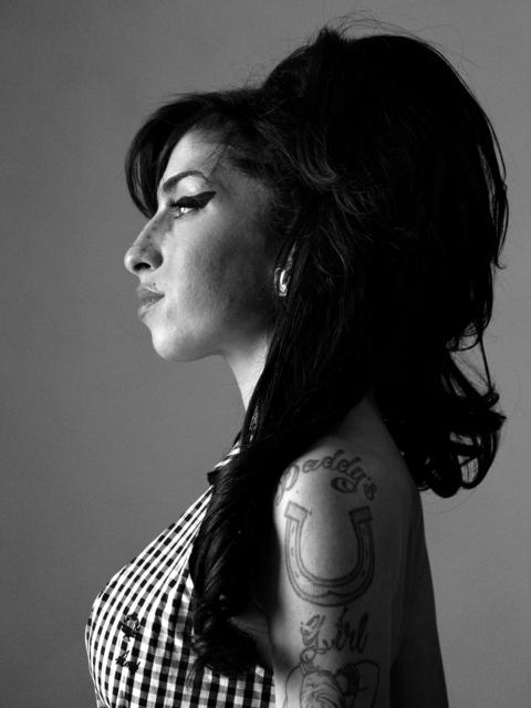 , 'Amy Winehosue (Portrait),' 2010, CAMERA WORK