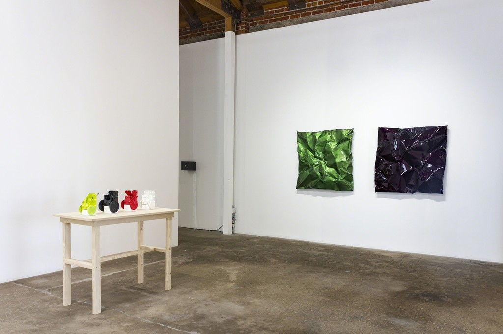 """Conceptual Craft II"" installation view 9"