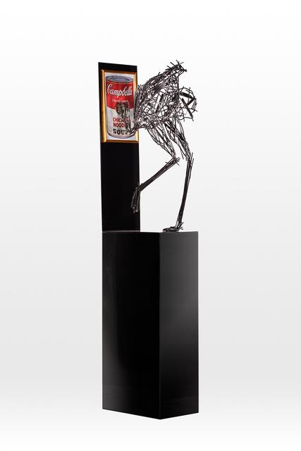 , 'Misplaced Installation: Homage to Warhol,' , Avant Gallery