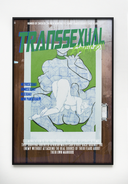 , 'Transsexual Empire,' 2017, PPC Philipp Pflug Contemporary