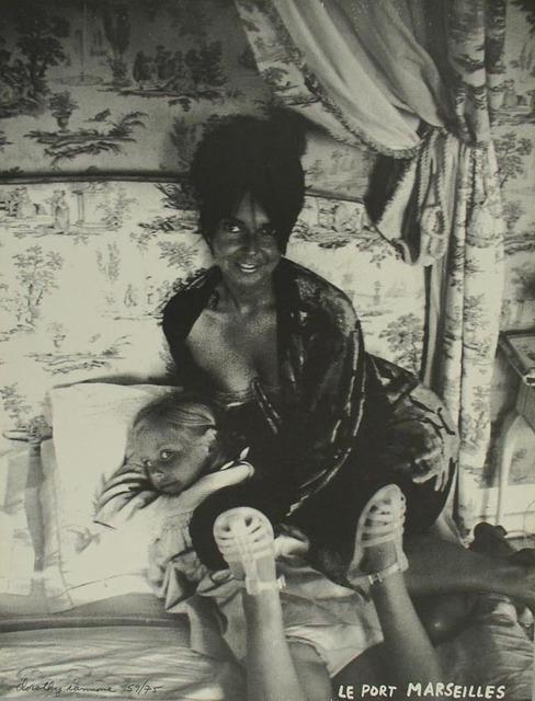 Dorothy Iannone, 'Le Port Marseilles', 1971, Print, Offset print on paper, Air de Paris