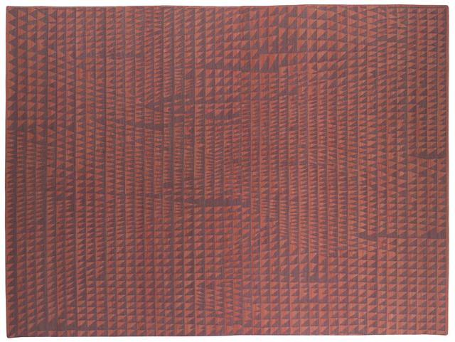 , 'Composition in Orange Violet,' 2015, Maddox Arts