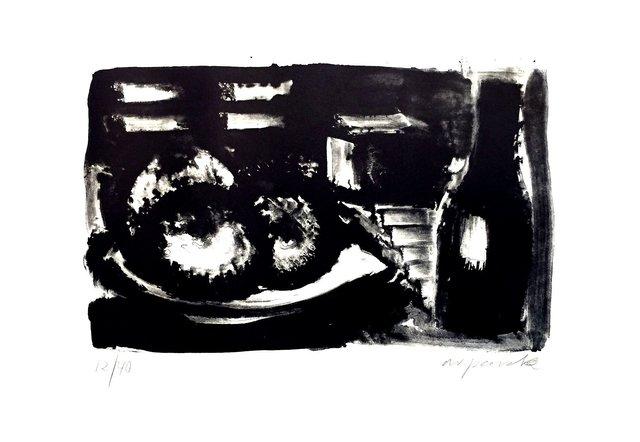 A.R. Penck, 'Drei Orangen', 1990-2000, ARTEDIO