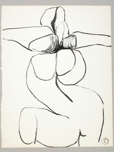 , 'Untitled,' 1963, Galerie Isabella Czarnowska