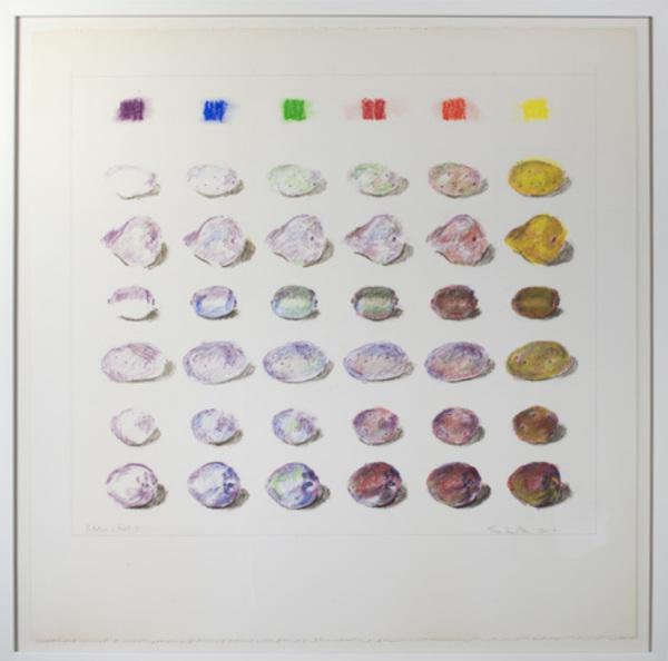 , 'Potatoes & Fruit 2,' , David Barnett Gallery