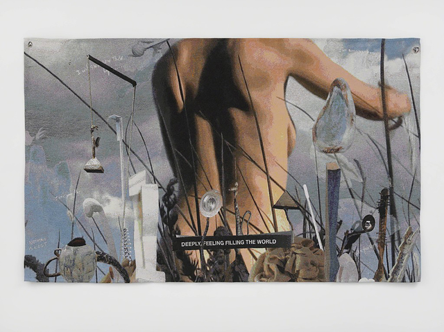 , 'Monteverdi Ici - Deeply, Feeling Filing the World,' 2018, Galerie Nathalie Obadia