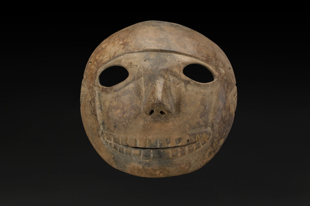 Unknown Artist, 'Skull Mask, Colima', 200 BCE-300, Cavin-Morris Gallery