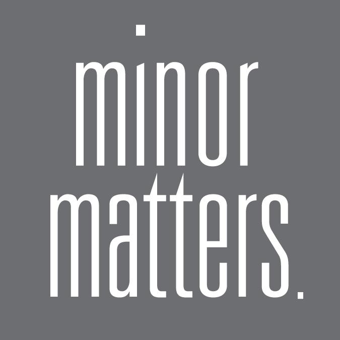 Minor Matters Books