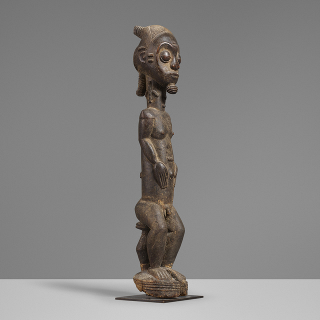 'Asie usu (Bush Spirit) figure', Wright