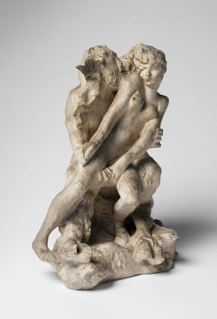 , 'The Minotaur,' ca. 1885, Philadelphia Museum of Art