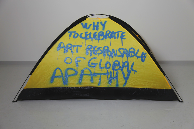 , 'WHY CELEBRATE ART RESPONSIBLE OF GLOBAL APATHY,' 2017, SABSAY