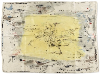 Zao Wou-Ki 趙無極, 'Deux Colombes,' 1955, Forum Auctions: Editions and Works on Paper (March 2017)