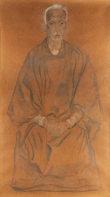 Léonard Tsugouharu Foujita, 'Portrait du Père', ca. 1930, Galerie Céline Moine & LGFA