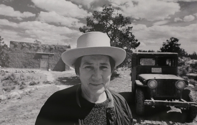 , 'Agnes Martin, Cuba, New Mexico,' 1974, Contini Art UK