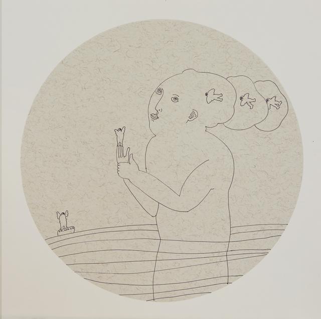 , 'Wind,' 2017, Linda Matney Gallery