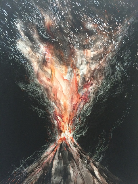 , 'To Ashes,' 2016, Spoke Art