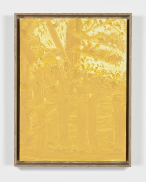 , 'Golden Image 1,' 2017, Gavin Brown's Enterprise