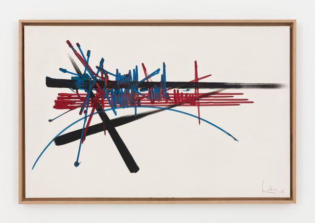 Georges Mathieu, 'Mouchet', 1960, Perrotin