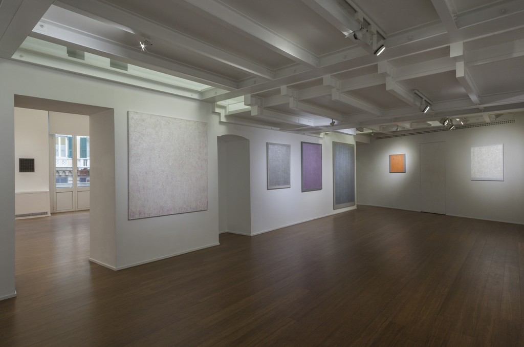 Tomas Rajlich, Fifty years of Painting, curated by Flaminio Gualdoni, May 4th - Jul. 4th 2018, ABC-ARTE, Genoa, IT.