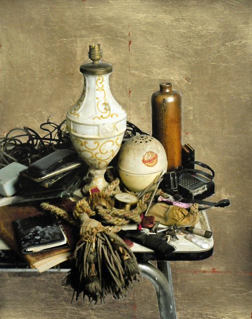 , 'Urne,' 2013, Galleria Ca' d'Oro