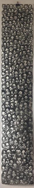 Nelly Guambe, 'Faces (1)', 2019, Ed Cross Fine Art